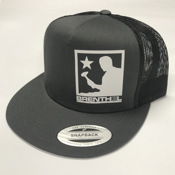 Baja Kits - Brenthel Industries - The Blacksmith Snap Back - Grey