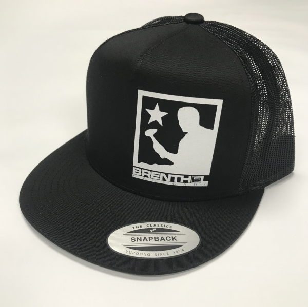 Baja Kits - Brenthel Industries - The Blacksmith Snap Back - Black