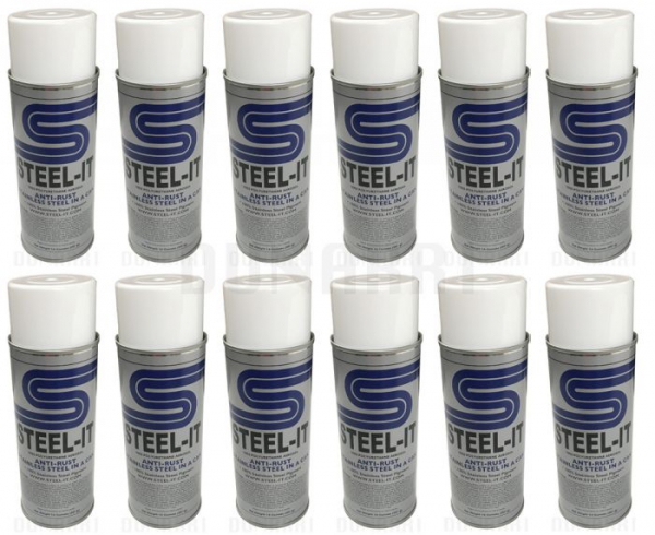 STEEL-IT Case (case of 12 14oz Cans)