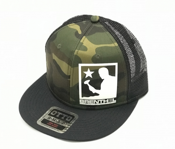 Baja Kits - Brenthel Industries - The Blacksmith Snap Back - Camo