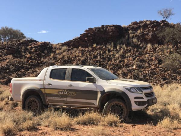 Baja Kits - 2015+ Holden Colorado 2WD/4WD Boxed Upper Control Arm
