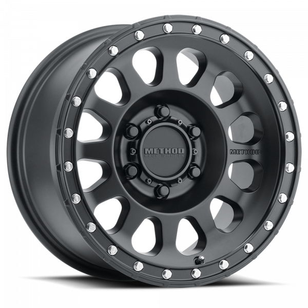 Method Race Wheels - 315 - Matte Black