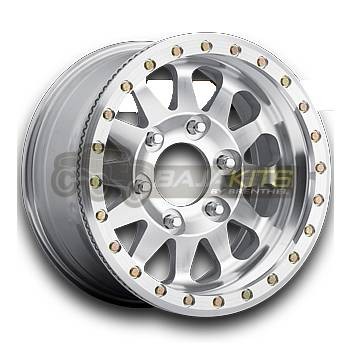 Method Wheels - Race Wheels - Method Race - Method Race Truck Beadlock Wheel