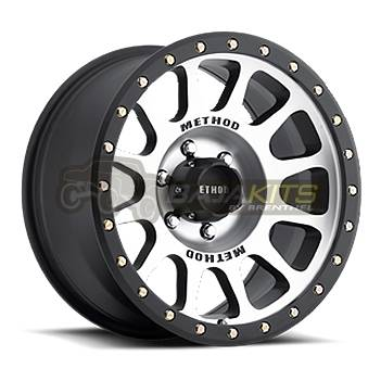 Method Wheels - Street Wheels - Method Race - Method Race NV Wheel Machined