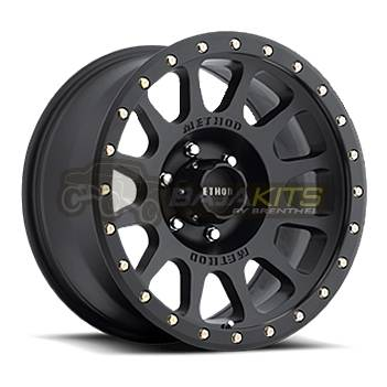 Method Wheels - Street Wheels - Method Race - Method Race NV Wheel Matte Black