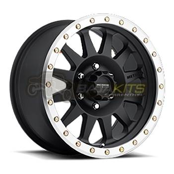 Method Wheels - Street Wheels - Method Race - Method Race Double Standard Wheel Machined Lip