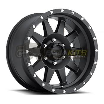 Method Wheels - Street Wheels - Method Race - Method Race The Standard Wheel Matte Black