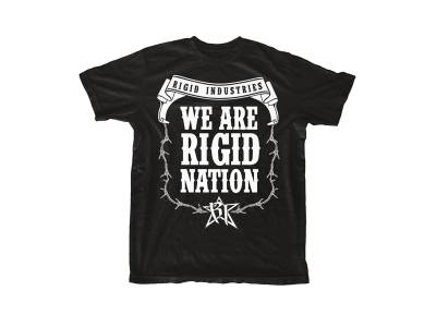 Rigid Lighting - Apparel - Rigid Industries - Rigid Industries Rigid Nation T-Shirt Mens-SM
