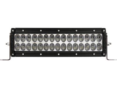 E-Series Light Bars - E2-Series - Rigid Industries - Rigid Industries E2-10 Original DRIVE CUSTOM - For use with Grille 40568 or Grille 40569 ONLY