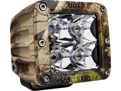 D-Series Lights - Dually - Rigid Industries - Rigid Industries Dually - Spot - Single