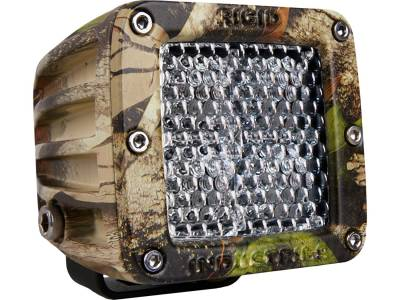 D-Series Lights - Dually - Rigid Industries - Rigid Industries Dually - 60 Deg. Lens - Single