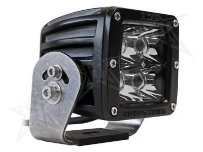 D-Series Lights - Dually HD - Rigid Industries - Rigid Industries Dually HD Black- Spot - Single