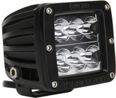 D-Series Lights - D2 - Rigid Industries - Rigid Industries D2 - Wide - Single