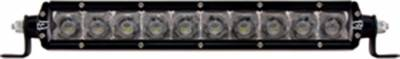"SR-Series Light Bars - SR-Series - Rigid Industries - Rigid Industries 10"" SR-Series - Spot"