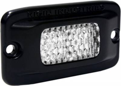 SR-M Series Lights - SR-M - Rigid Industries - Rigid Industries SRMF - Flush Mount - 60 Deg. Lens