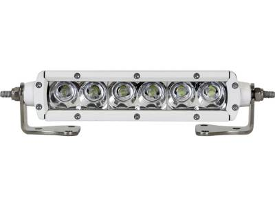 "Marine LED Lights - SR Series - Rigid Industries - Rigid Industries 6"" M-SR - Flood"