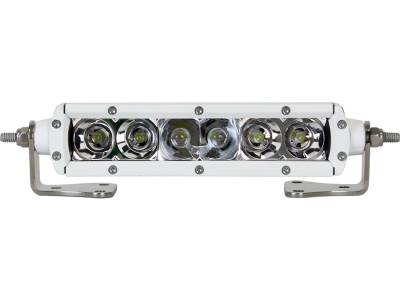 "Marine LED Lights - SR Series - Rigid Industries - Rigid Industries 6"" M-SR - Spot/Flood Combo"