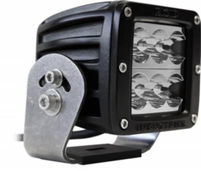 D-Series Lights - D2 HD - Rigid Industries - Rigid Industries D2 HD Black- Wide - Single