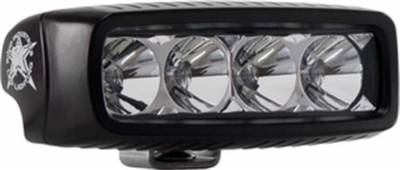 SR-Q Series Lights - SR-Q - Rigid Industries - Rigid Industries SRQ - Flood - White - Single