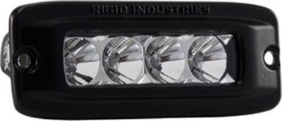 SR-Q Series Lights - SR-Q - Rigid Industries - Rigid Industries SRQ - Flood -White - Flush Mount - Single