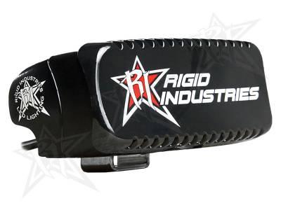 Light Covers - SR-Q Series Covers - Rigid Industries - Rigid Industries SR-Q Light Cover- Black