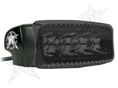 Light Covers - SR-Q Series Covers - Rigid Industries - Rigid Industries SR-Q Light Cover- Smoked