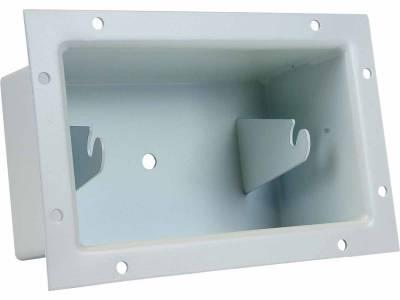 """Mounting Options - Bucket Mounts - Rigid Industries - Rigid Industries 4"""" E-Series Flush Mount Bucket- White"""