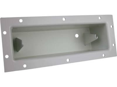 """Mounting Options - Bucket Mounts - Rigid Industries - Rigid Industries 6"""" SR-Series Flush Mount Bucket- White"""