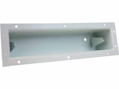 """Mounting Options - Bucket Mounts - Rigid Industries - Rigid Industries 10"""" SR-Series Flush Mount Bucket- White"""