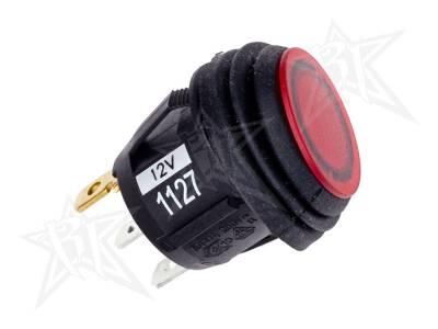 Accessories - Installation Accessories - Rigid Industries - Rigid Industries Switch - Lighted Rocker - Waterproof IP56