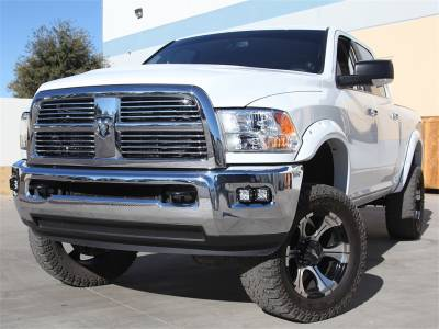 Vehicle Specific - Dodge Ram 2500/3500 - Rigid Industries - Rigid Industries Dodge Ram 2500 / 3500 2010-14 Fog LED Light Kit