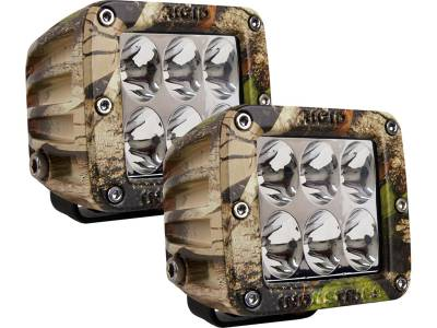 D-Series Lights - D2 - Rigid Industries - Rigid Industries D2 - Driving - Set of 2