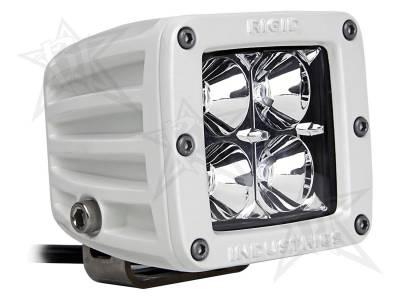 D-Series Lights - Dually - Rigid Industries - Rigid Industries Marine - Dually - Flood - Single