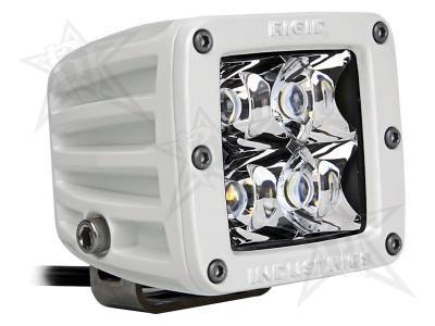 D-Series Lights - Dually - Rigid Industries - Rigid Industries Marine - Dually - Spot - Single