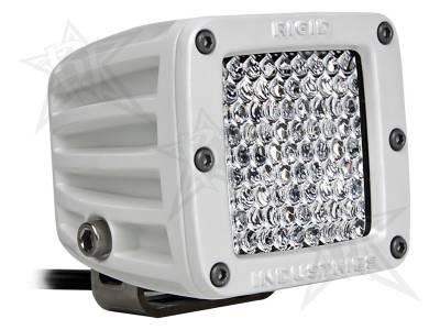 D-Series Lights - Dually - Rigid Industries - Rigid Industries Marine- Dually - 60 Deg. Lens - Single