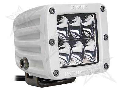 D-Series Lights - D2 - Rigid Industries - Rigid Industries Marine - D2 - Driving - Single