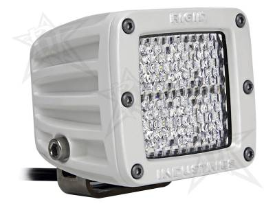 D-Series Lights - D2 - Rigid Industries - Rigid Industries Marine- D2 - 60 Deg. Lens - Single