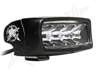 SR-Q Series Lights - SR-Q - Rigid Industries - Rigid Industries SRQ - Spot - White - Single