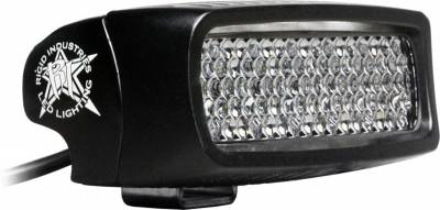 SR-Q Series Lights - SR-Q2 - Rigid Industries - Rigid Industries SRQ2 - 60 Deg. Lens - White - Single