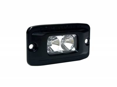 SR-M Series Lights - SR-M - Rigid Industries - Rigid Industries SRMF - Flush Mount - Flood