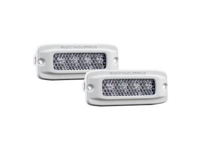 SR-Q Series Lights - SR-Q - Rigid Industries - Rigid Industries M-SRQ DIFF RGB FM SET/2