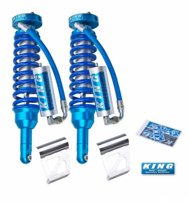 Toyota 4WD - Tacoma 05-16 - King Shocks - King Shocks Front 2.5 Remote Reservoir Coilover