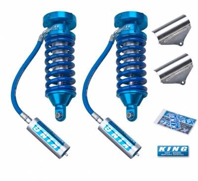 Nissan 2WD - Titan 04-16 - King Shocks - King Shocks Front 2.5 Remote Reservoir Coilover