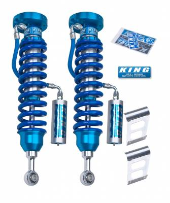 Toyota 2WD - Tundra 07-16 - King Shocks - King Shocks Front Coilover W/remote Reservoir