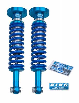 Ford 4WD - F-150 04-08 - King Shocks - King Shocks Front 2.5 Internal Reservoir Coilover