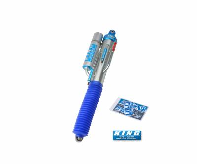 Ford 4WD - Raptor 10-14 - King Shocks - King Shocks 3.0 Rear 3 Tube Bypass Piggyback Shock