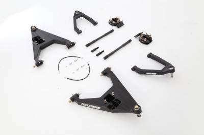 Baja Kits - 14+ Chevy Silverado 4WD Prerunner Kit - Steel