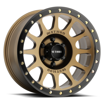 Method Wheels - Street Wheels - Method Race - Method Race NV Wheel Bronze