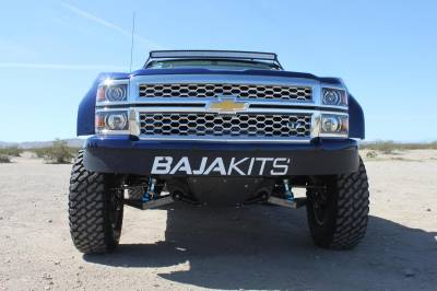 Baja Kits - 14-15 Chevy Silverado Valance Kit with Hardware