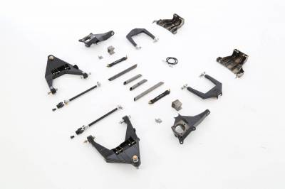 Silverado 1500 07-13 - Race Kits - Baja Kits - Baja Kits 2007-2013 Chevy Long Travel Race Kit